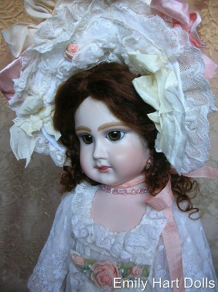 Emily Hart Dolls French Dolls Schmitt Amp Fils Bebe
